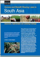 Access and Benefit Sharing Laws in South Asia