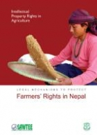 IPR in Agriculture  Farmers' Rights in Nepal