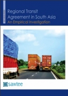Regional Transit Agreement in South Asia An Empirical Investigation