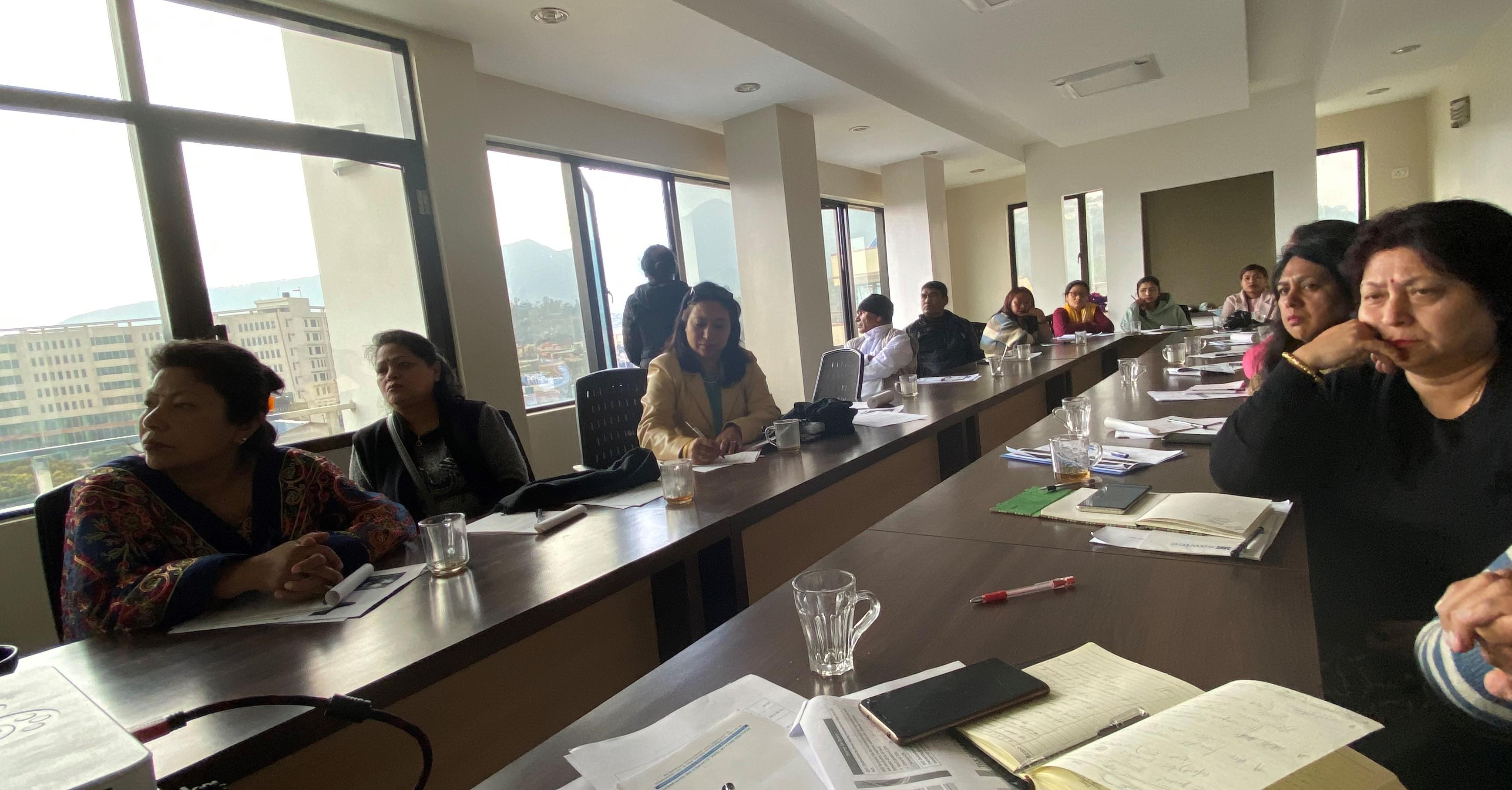 Awareness workshop on gender dimensions of trade facilitation